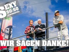 GCSP SEXY 50:50 – DANKE April 2021