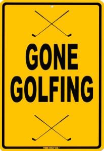gone-golfing