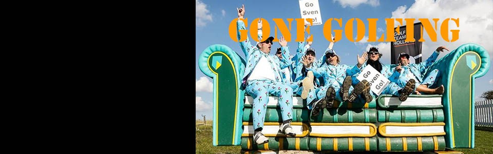 GONE GOLFING – SAVE THE GCSTP DATES 2019