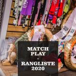 MATCH PLAY – Rangliste